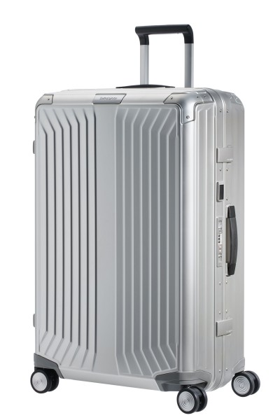 Samsonite Lite-Box Alu - 4-Rollen Trolley L 76