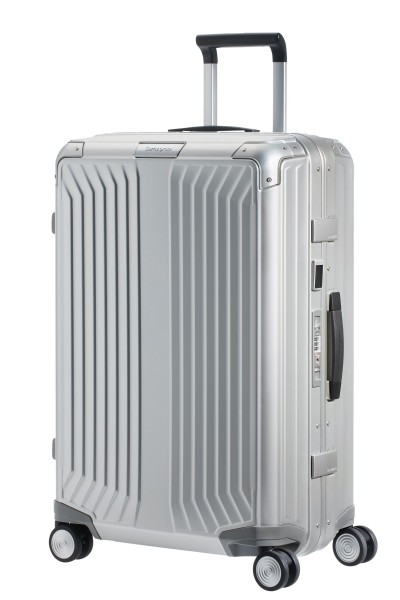 Samsonite Lite-Box Alu - 4 Rollen Trolley M 69