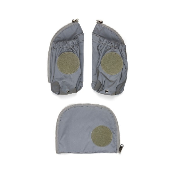 Ergobag Reflex Seitentaschen Zip-Set