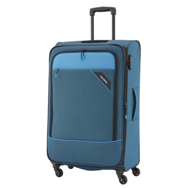 Travelite Derby 4-Rollen Trolley L EXP