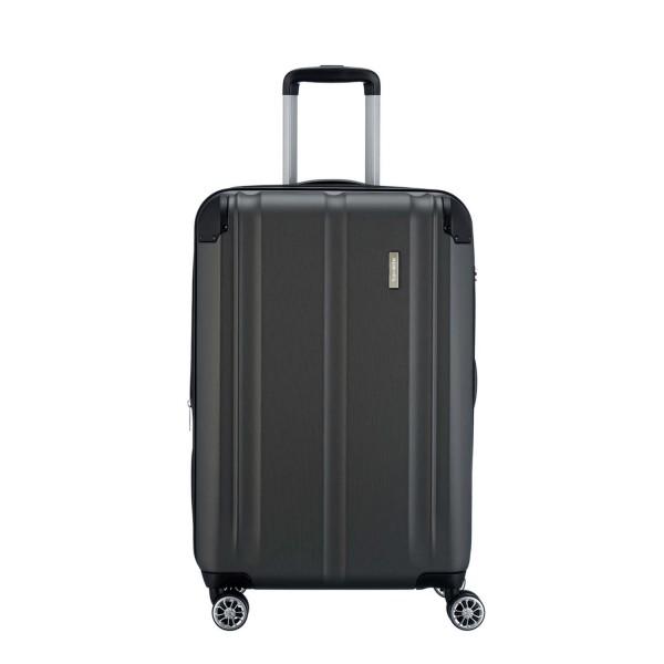 Travelite City 4-Rollen Trolley M EXP