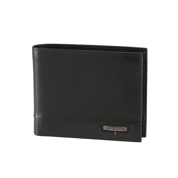 Samsonite Pro-DLX 4S SLG Geldbörse RFID Querformat mit Klappe