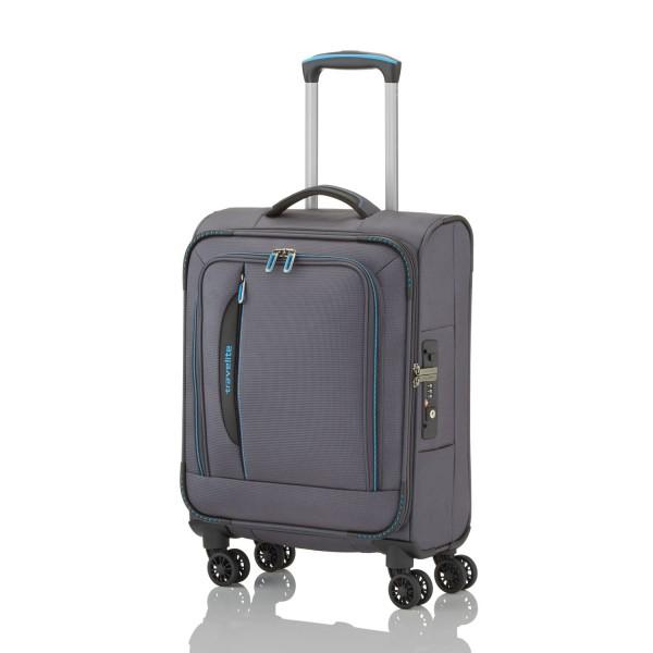 Travelite Crosslite 4-Rollen Bordtrolley S