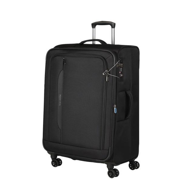 Travelite Crosslite 4-Rollen Trolley M EXP