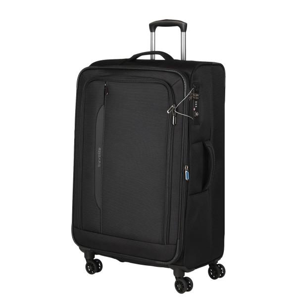 Travelite Crosslite 4-Rollen Trolley L EXP
