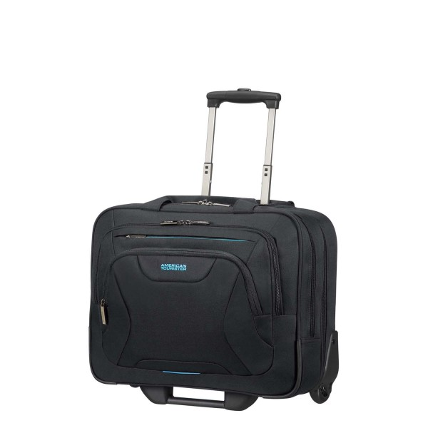 American Tourister AT Work 2-Rollen Laptoptasche Rolling Tote
