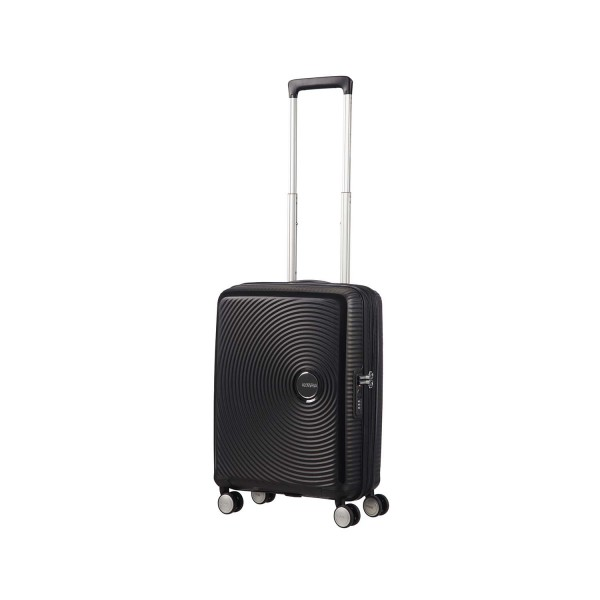 American Tourister Soundbox 4-Rollen Bordtrolley S 55 EXP