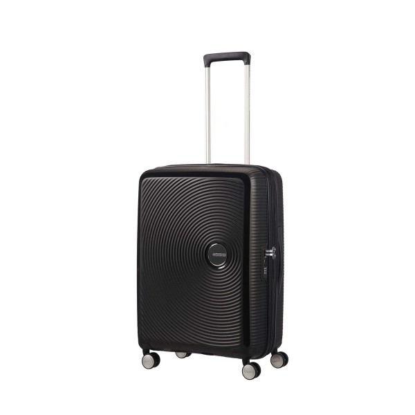 American Tourister Soundbox 4-Rollen Trolley M 67 EXP