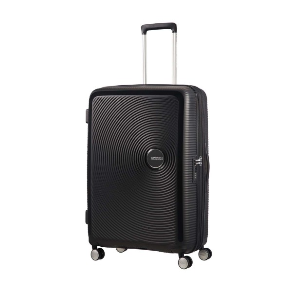American Tourister Soundbox 4-Rollen Trolley L 77 EXP