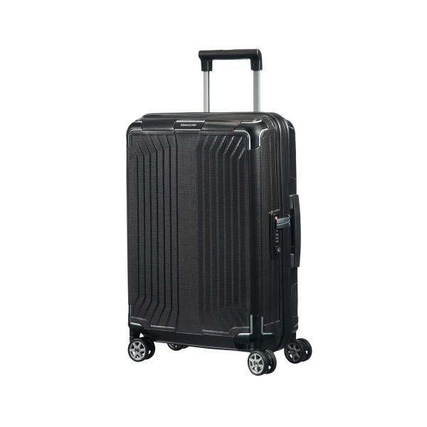Samsonite Lite-Box 4-Rollen Bordtrolley 55