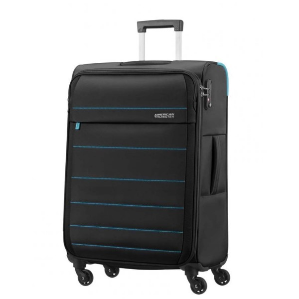 American Tourister Tidal Wave 4-Rollen Trolley 66