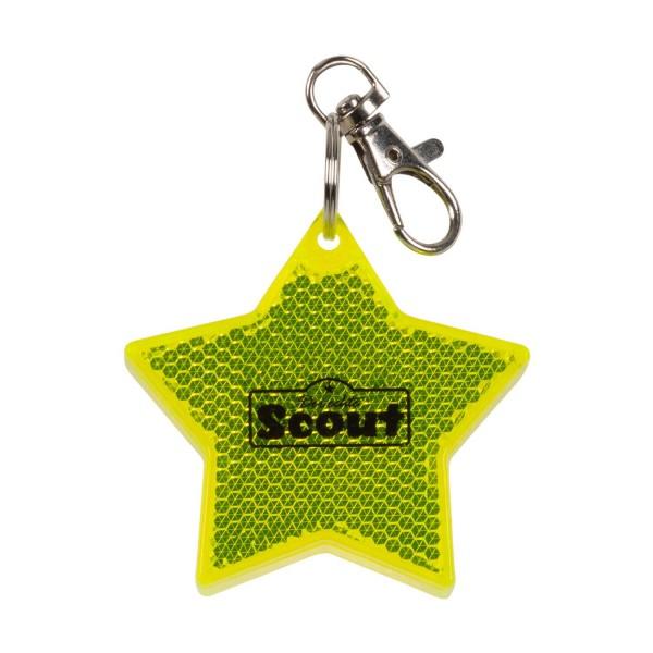 Scout Blinky Yellow Star - Anhänger