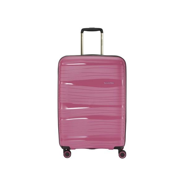 Travelite Motion 4-Rollen Trolley M EXP