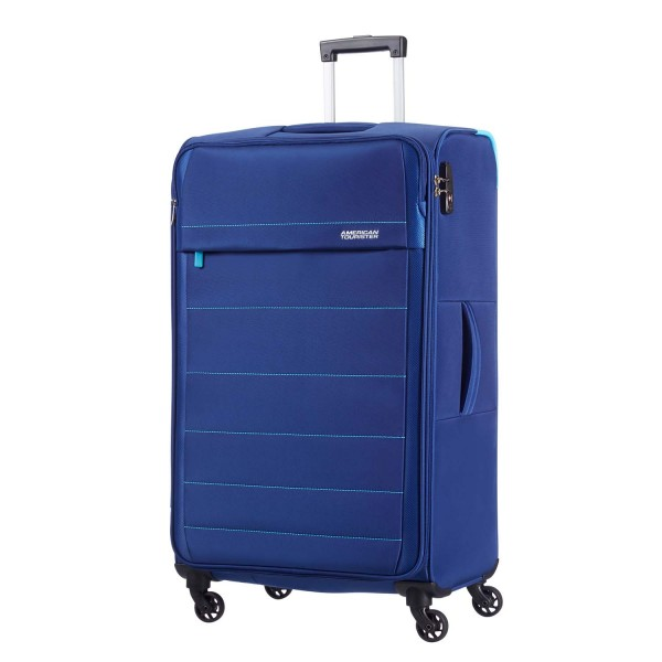 American Tourister Tidal Wave 4-Rollen Trolley 77